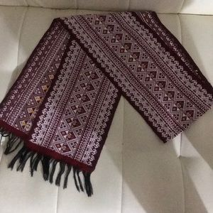 Beautiful Thailand scarf/belt